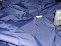 czenie elementów parasola niebieski
