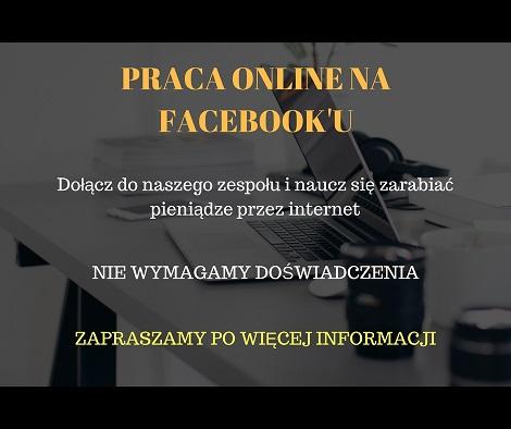 aaaPRACA ONLINE NA FACEBOOK'U